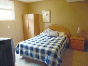 SAVE ON HOTELS!ALL INC. FULLY FURNISHED ROOMS FOR WORKING ADULTS