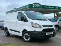 2018 Ford Transit Custom 2.0 270 LR P/V 104 BHP PANEL VAN Diesel Manual