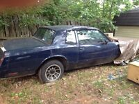 Monte Carlo SS (for parts)
