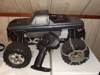 HPI Savage 5.9 RC Nitro Truck - $400