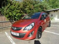 13 (62) VAUXHALL CORSA 1.2 LTD EDITION CDTI ecoFLEX 5DR £30 ROAD TAX