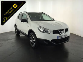 2013 63 NISSAN QASHQAI 360 DCI 1 OWNER NISSAN SERVICE HISTORY FINANCE PX WELCOME
