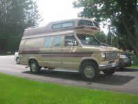 Ford Falcon Camper Van