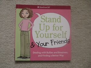 American Girl Book (Stand Up For Yourself)