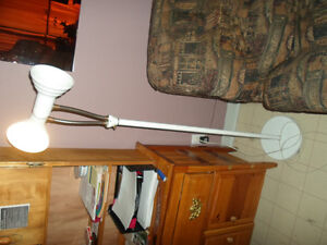 lampe double
