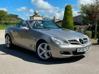 2006 Mercedes-Benz SLK SLK 350 2dr Tip Auto CONVERTIBLE Petrol Automatic