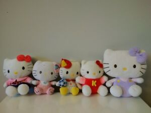 Hello Kitty Stuffed Toy - excellent condition