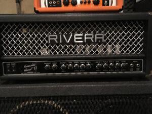 Rivera Knucklehead II 120w All-Tube Head