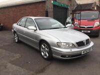 52 Omega 3.2i V6 24v AUTO ELITE. LORD MAYORS CAR FROM NEW £895 MIGHT P/EX