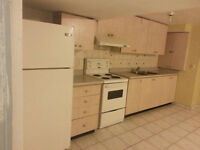 2 Room Basement available for girls(or families) ASAP