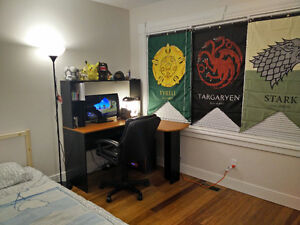 2 Rooms for Spring term - close to UW - WLU