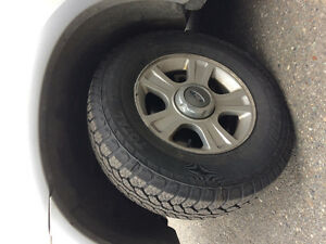 2002 Ford Explorer SUV for parts new tires