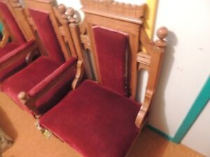 Exotic antique chairs for sale
