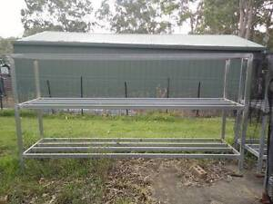 Industrial/Garden Shelving - Heavy duty Medowie Port Stephens Area Preview