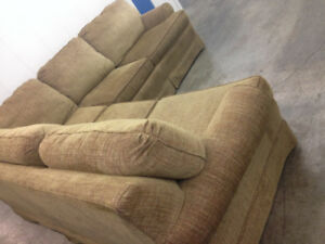 SECTIONAL couch - Delivery