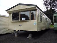 Static caravan 2012 Willerby Salsa 35x12 2 beds £14950.00 plus site fees