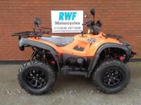 TGB BLADE 550 SE IRS 4X4 QUAD, LWB, 2017 MODEL, BRAND NEW, REDUCED