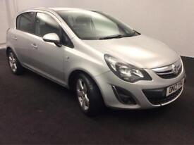 Vauxhall Corsa 1.4i 16v ( a/c ) 2012. SXi GOOD CREDIT BAD CREDIT? CAR FINANCE