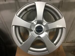 16 inch aluminum alloy rims, 5 X 114.3 or 5 X 108 muti-fit