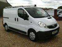 Vauxhall Vivaro 2.0CDTI( Euro IV ) 2900 SWB 6 SPEED 07 REG LOW MILES