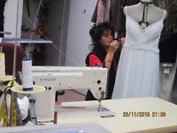 TAILOR, ALTERATIONS, WEDDING DRESS,PROM, DRESS, SEAMSTRESS