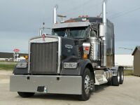 09 W900L longhaul-truck in very good condition