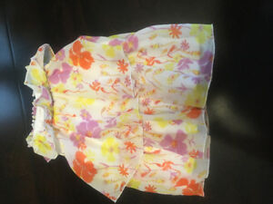 Huge lot of baby girl clothes 6-12 and 12 months