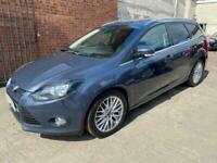 Ford Focus Zetec 2013 - 12 Months Mot, £30 Tax, 3 Keepers, Just Been Serviced!