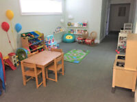 Arts in Mind home daycare Mississauga - drop-in available