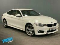2015 07 BMW 4 SERIES 3.0 430D XDRIVE M SPORT 2D 255 BHP DIESEL
