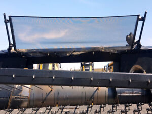 Harvest Screens for your Pickup Header - STOP Crop Loss!