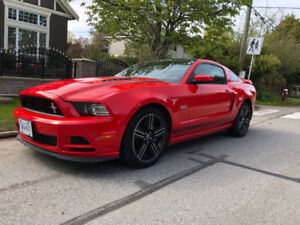 2013 Ford Mustang Coupe GT California Special $25000