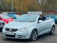 * VW VOLKSWAGEN EOS 2.0 TDI SPORT CONVERTIBLE + BUY THIS CAR FROM YOUR HOME *