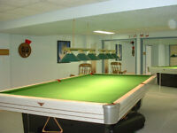 1968 National Pool Table