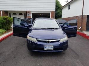 Honda Civic 2006-Ex