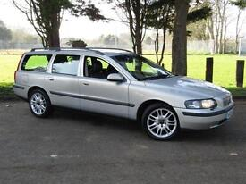 Volvo V70 SE Sportswagon**Automatic**Low Mileage**FSH**Fully Loaded**