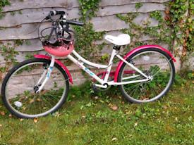 Girls bike 12-15 years age