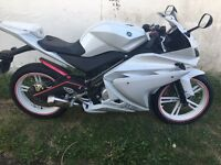 Yamaha YZF R125 - Must go this week