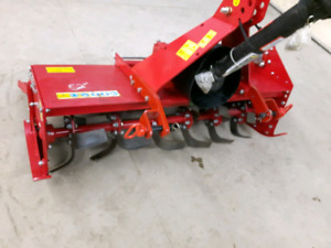 "New 3pt Offset Maschio 52"" Tiller"