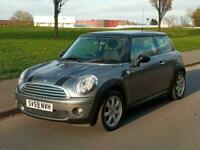 2009 59 MINI COOPER GRAPHITE + 74K + JUST BEEN SERVICED + LONG MOT +