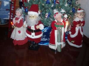 ANIMATED CHRISTMAS COLLECTABLES