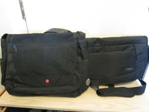 Brand new Samsonite and maker of Swiss Army Knives laptop bags