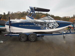 2014 Nautique Super Air G21 - PCM ZR 409 Engine!!