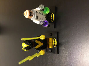 LEGO Batman movie series 2 minifigures to trade