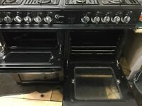 Favel gas double cooker 990cm wide. In mint condition