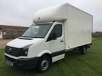 Volkswagen Crafter 2.0TDi ( 109PS ) CR35 LWB Luton