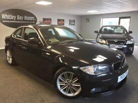 2011 BMW 1 Series 2.0 118d M Sport 2dr