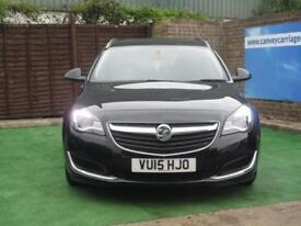 2015 Vauxhall Insignia 2.0 CDTi ecoFLEX Design Sport Tourer (s/s) 5dr