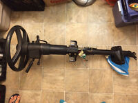 Steering column good for parts