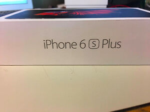 NEW iPhone 6s Plus- 128GB Kitchener / Waterloo Kitchener Area image 7